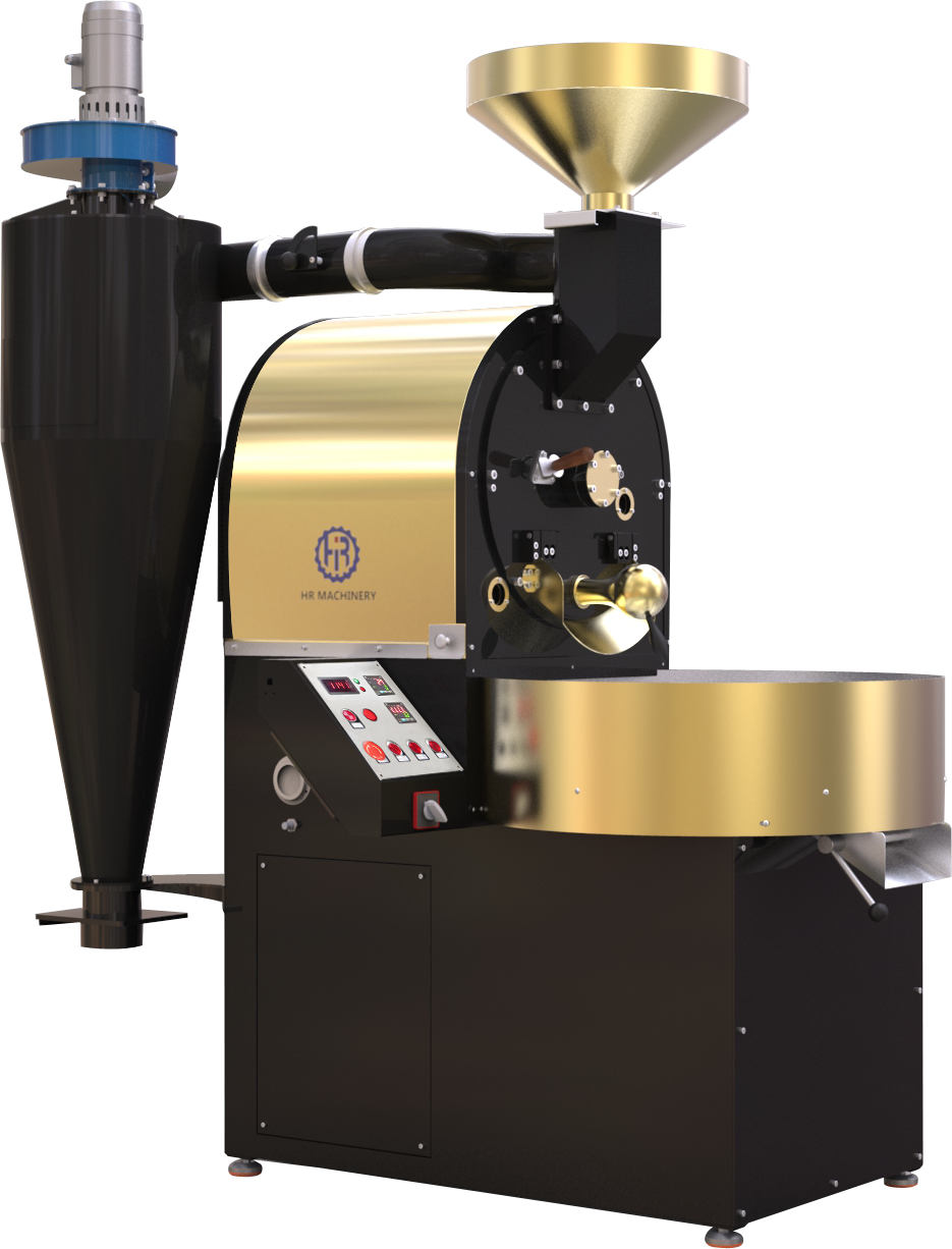 15 KG COFFEE ROASTER GAS