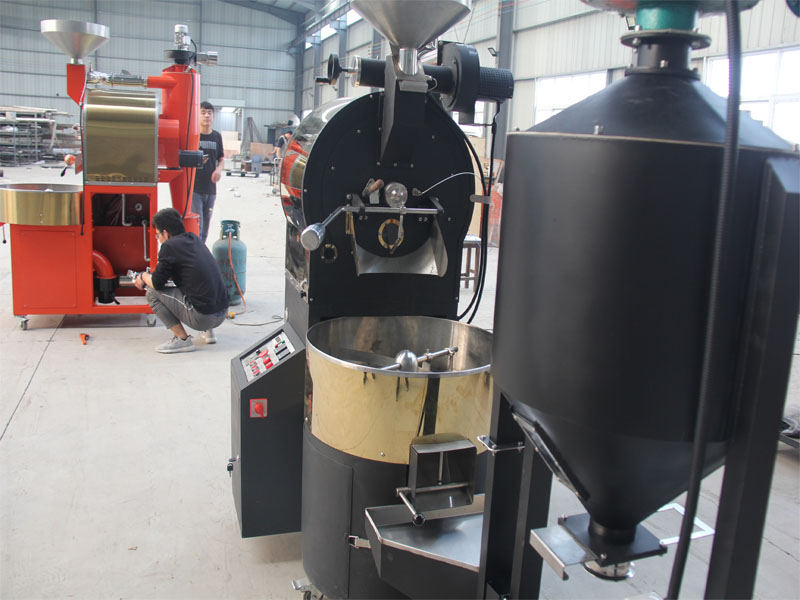 6KG COFFEE ROASTER GAS